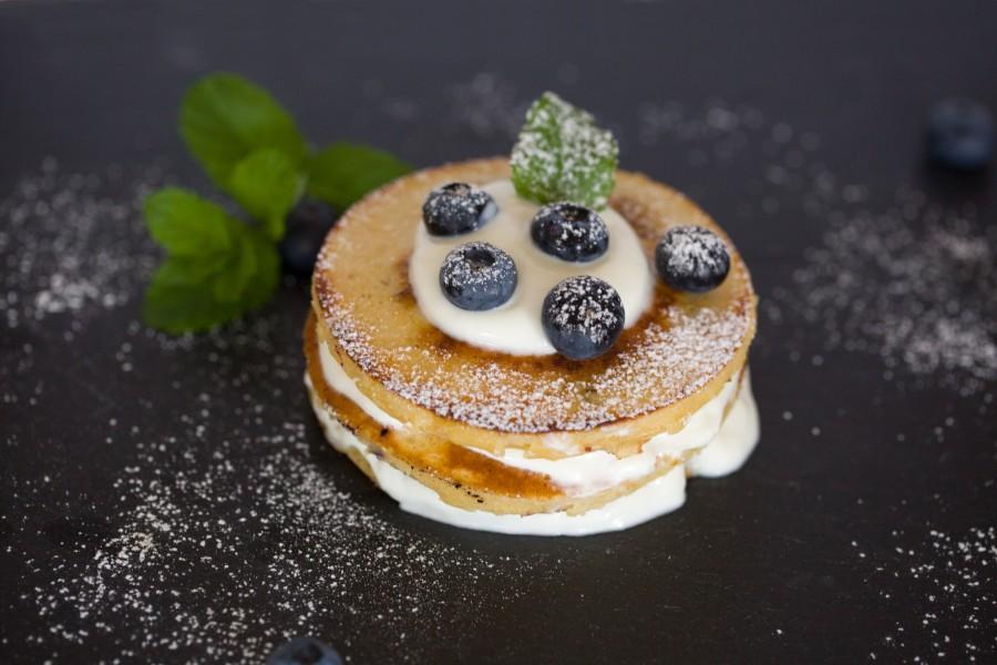 Clătite americane/pancakes - Vegane