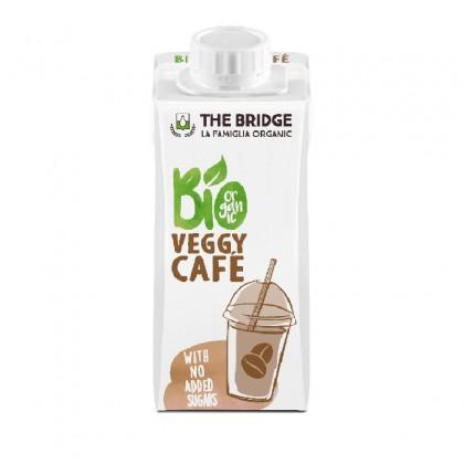 The Bridge BIO Cafea Vegana (Bautura din orez cu migdale si cafea) 200ml