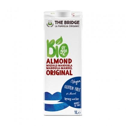 The Bridge BIO Bautura din migdale 8% 1l