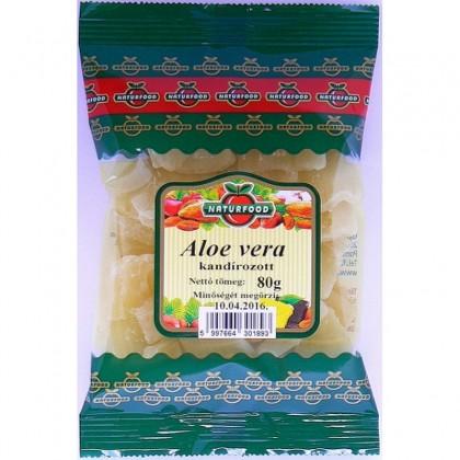 Naturfood Aloe Vera confiat 80g
