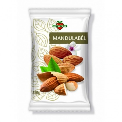 Naturfood Migdale decojite 100g