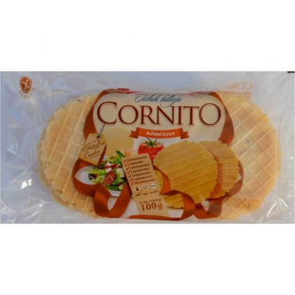 Cornito Saratele cu chimen fara gluten 100g
