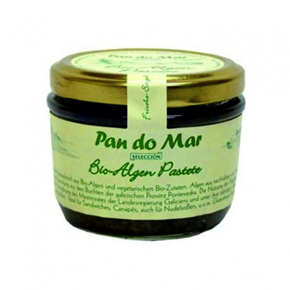 Pan do Mar Pate bio din alge 125g
