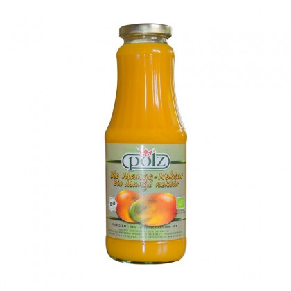 Polz bio nectar mango si maracuja 1l