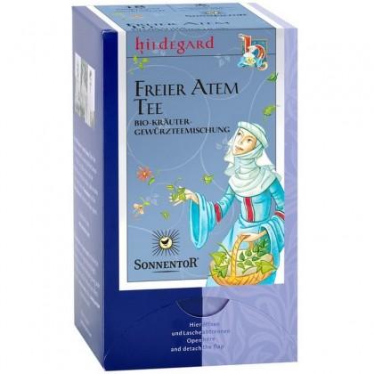 Sonnentor BIO Ceai respiratie usoara Hildegard 27g (18 plicuri)