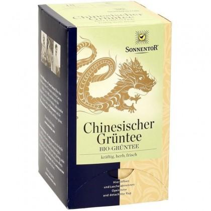 Sonnentor Ceai Verde Chinezesc BIO 18 dz