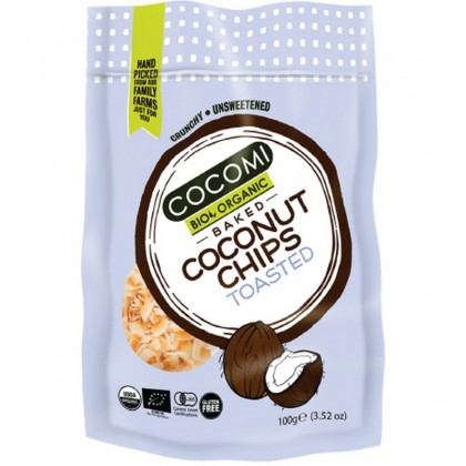 Cocomi BIO Chips de cocos copt 100g