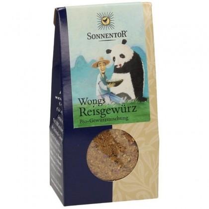 Sonnentor Condiment mirodenii orez Mr. Wong BIO 40g