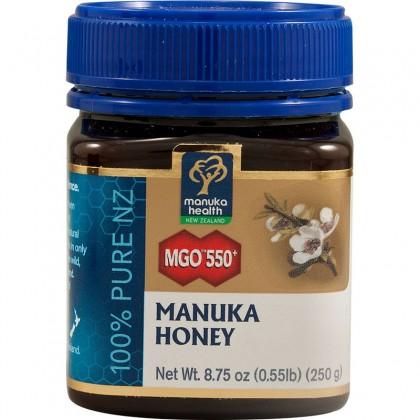 Manuka Health Miere Manuka MGO 550+ 250g