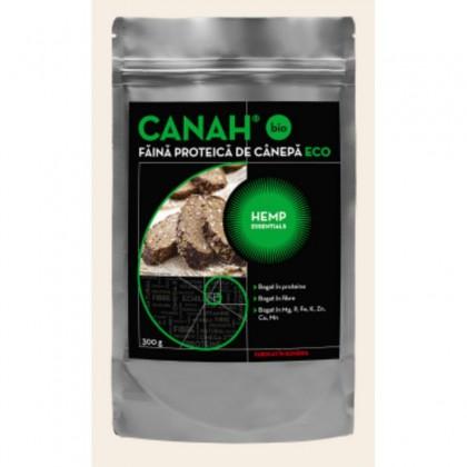 CANAH BIO Faina proteica de canepa 300g