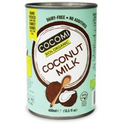 Cocomi BIO Lapte de cocos 400ml