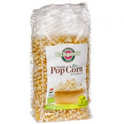 Biorganik BIO Porumb pentru popcorn 500g