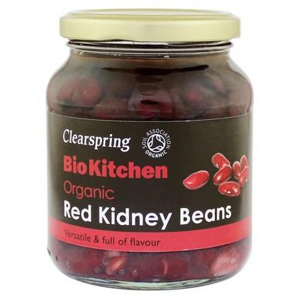 Clearspring BIO Fasole rosie Kidney 350g