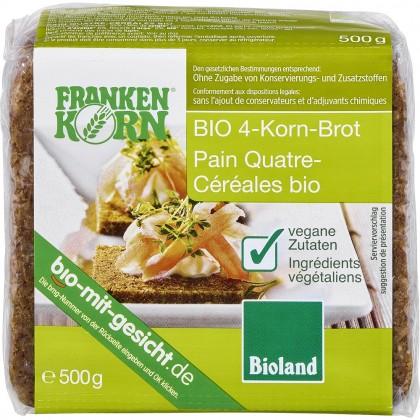 FRANKENKORN BIO Paine 4 cereale 500g