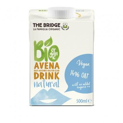 The Bridge BIO Bautura din ovaz 500ml