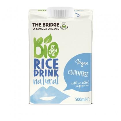 The Bridge BIO Bautura din orez 500ml
