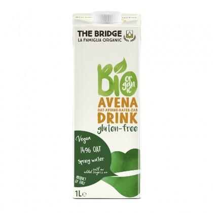The Bridge BIO Bautura din ovaz fara gluten 1l