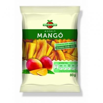Naturfood Mango uscat 80g