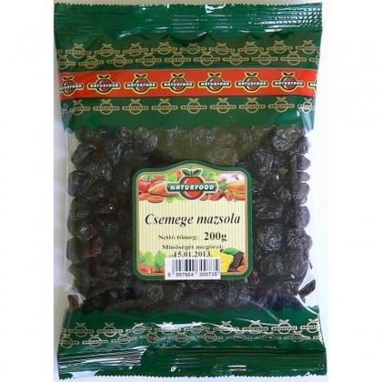 Naturfood Stafide Jumbo negre 200g