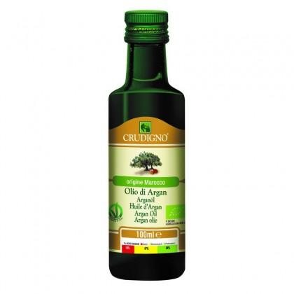 Crudigno bio ulei de argan 0.10 l