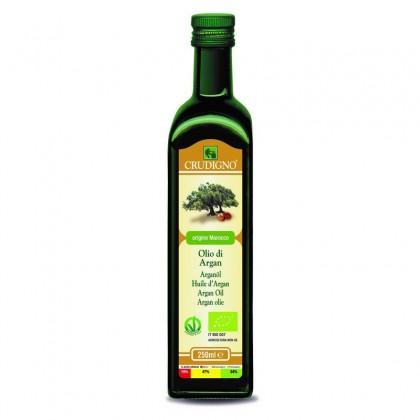 Crudigno bio ulei de argan 0.25 l
