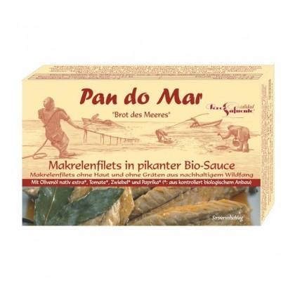 Pan do Mar Macrou file in sos picant bio 120g