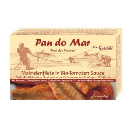 Pan do Mar Macrou file in sos de tomate 120g