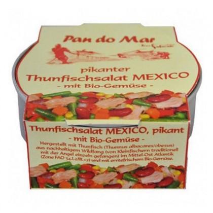 """Pan do Mar Salata picanta de ton cu legume bio """"Mexic"""" 250g"""