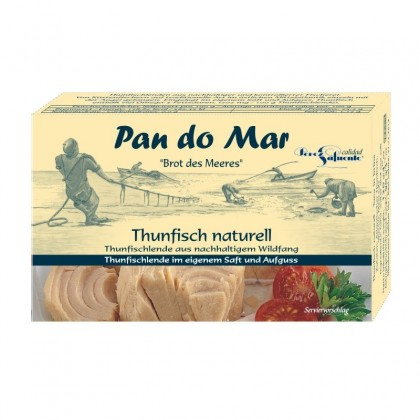 Pan do Mar Ton natur 120g