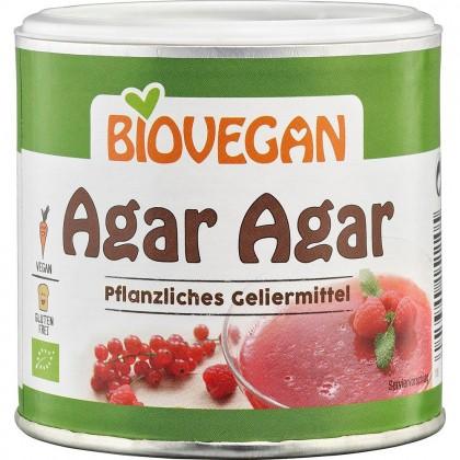 Biovegan BIO Praf agar-agar Fara gluten 100g