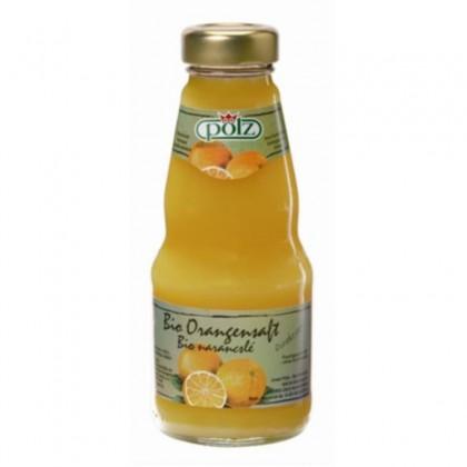 Polz  bio suc de portocale 0.2l