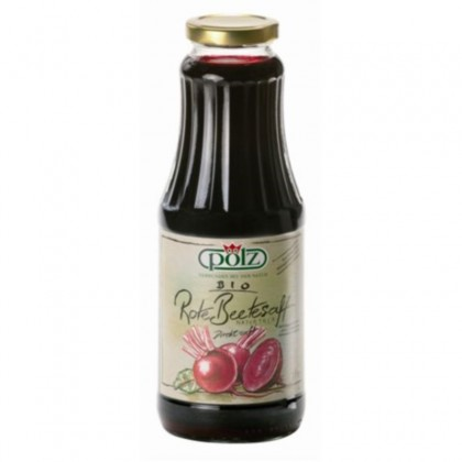 Polz bio suc de sfecla rosie 1l