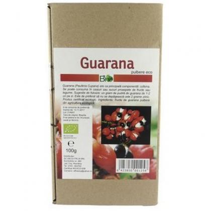 Deco Pudra Guarana BIO 200g