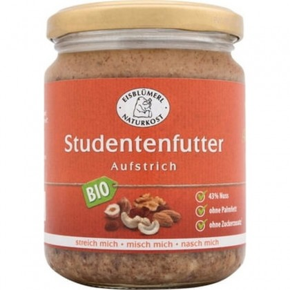 Eisblumerl BIO Crema Student Mix 250g