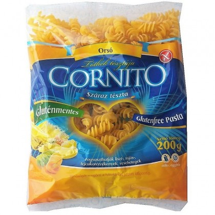 Cornito Paste fara gluten (Spirale) 200g