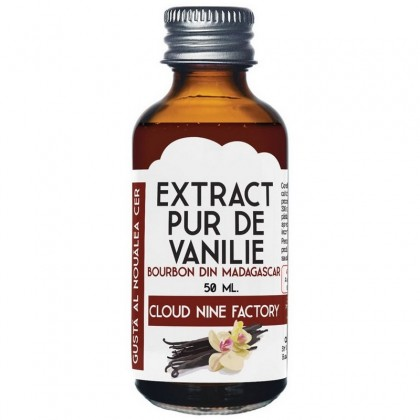 Cloud Nine Extract pur de vanilie 50ml