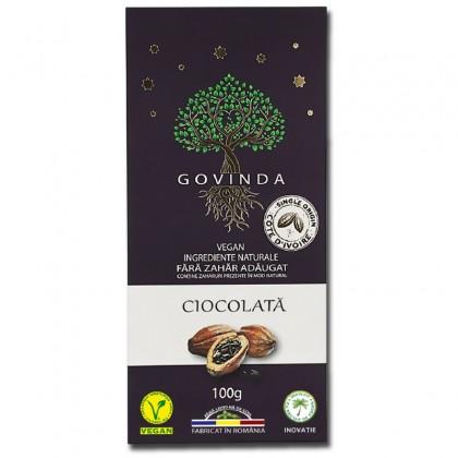 GOVINDA Ciocolata clasica 100g