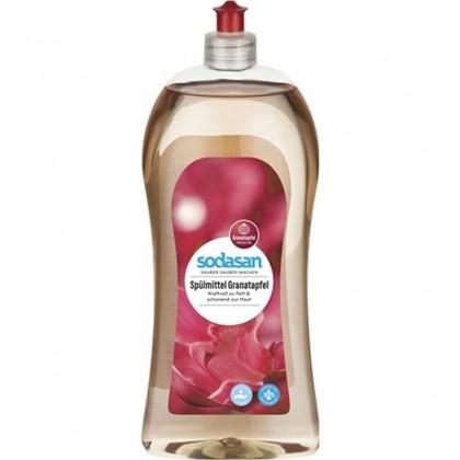 Sodasan Detergent lichid cu rodie pentru vase 1l