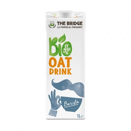 The Bridge BIO Bautura din ovaz fara gluten - BARISTA 1l