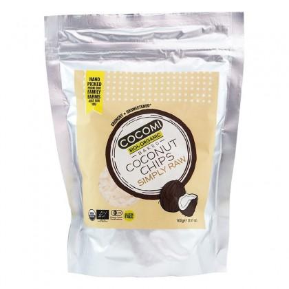 Cocomi BIO Chips de cocos RAW 100g