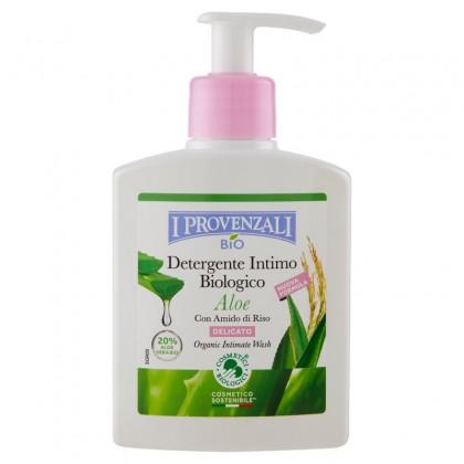 I PROVEZALI Sapun lichid intim delicat bio 20% Aloe Vera 200ml