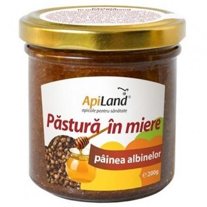 Apiland Pastura cu miere 200g