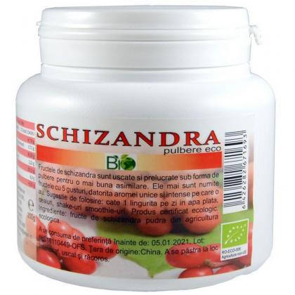 Deco Schizandra Pulbere BIO 200g