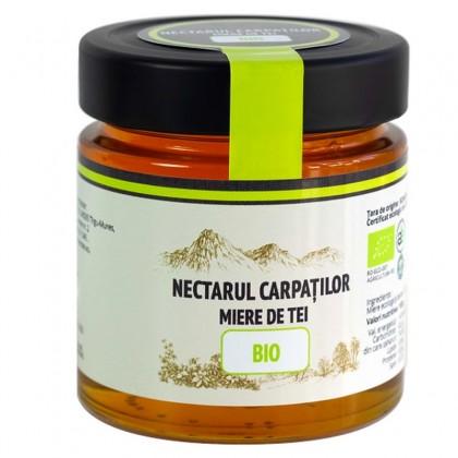Nectarul Carpatilor Miere de tei BIO 500g