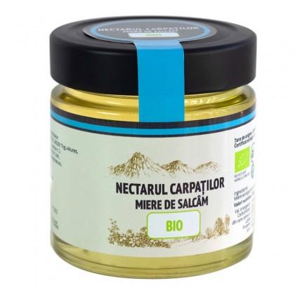 Nectarul Carpatilor Miere de salcam BIO 500g