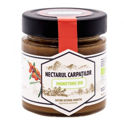 Nectarul Carpatilor Imunotonic BIO 230 ml