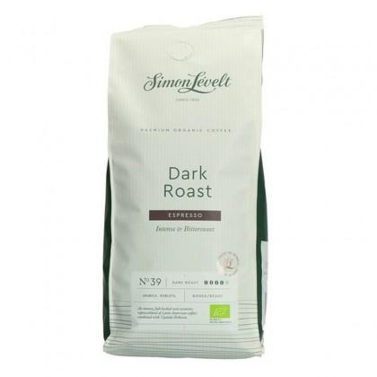 Simon Levelt BIO Cafea espresso boabe dark roast 500g