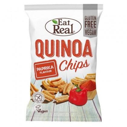 Eat Real Chips Quinoua cu boia 30g
