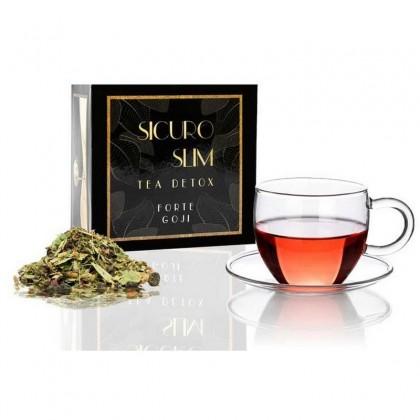 Sicuro Slim Ceai Detox Forte Goji 60g