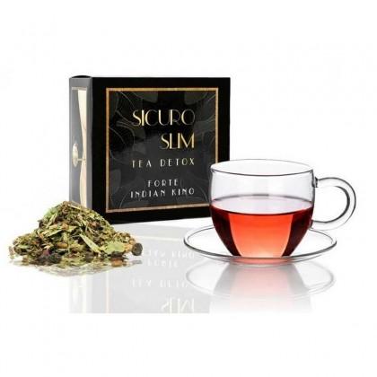 Sicuro Slim Ceai Detox Forte Indian kino 60g